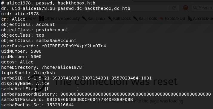 HackTheBox – Zinea InfoSec Blog